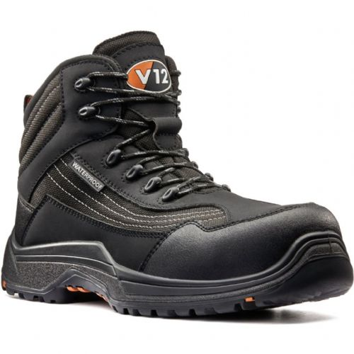 V1501.01 CAIMAN IGS GRAPHITE WATERPROOF HIKER